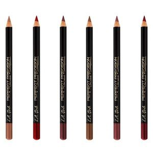 6-PACK L.A. Girl Perfect Precision lipliners